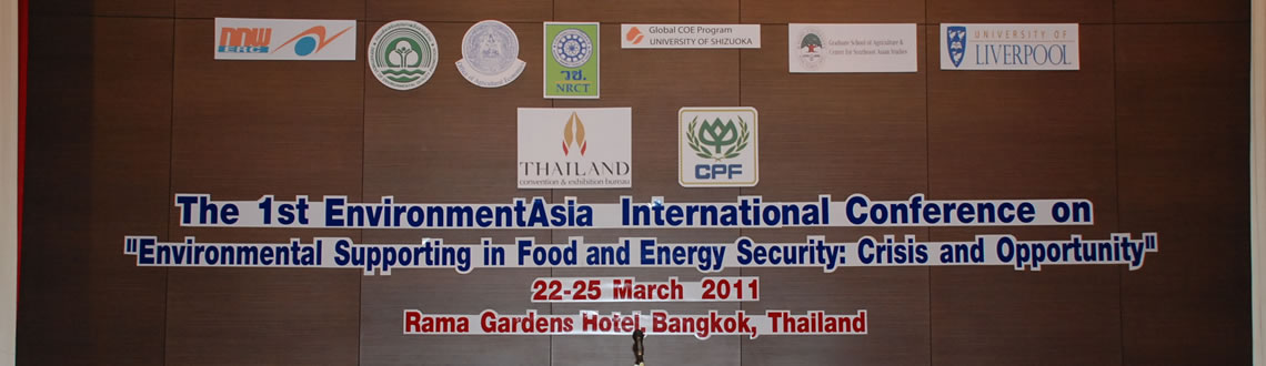 Environment Asia Conference 2011